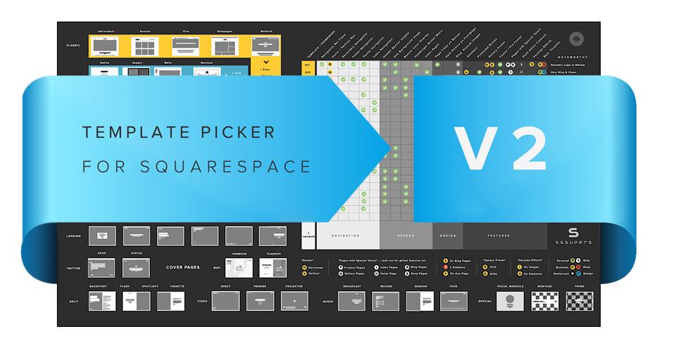 SSSUPERS WEBSITE BOUTIQUE Template Picker Version 2