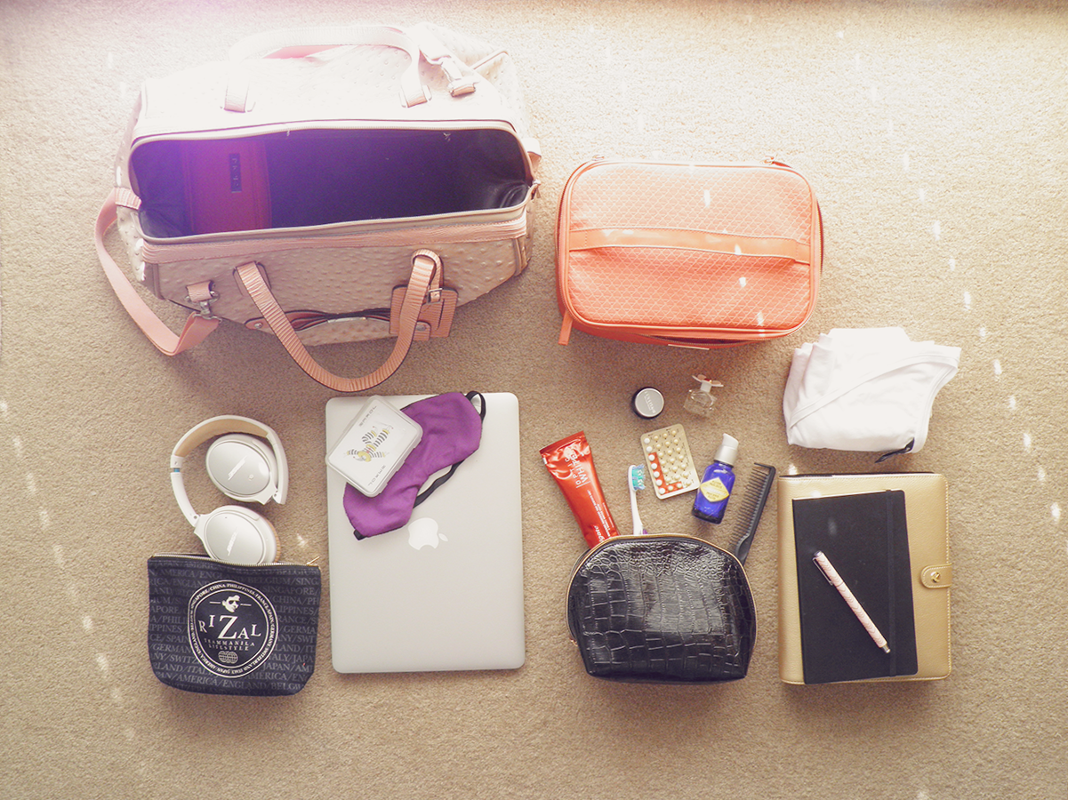 What to bring in your carry on luggage
