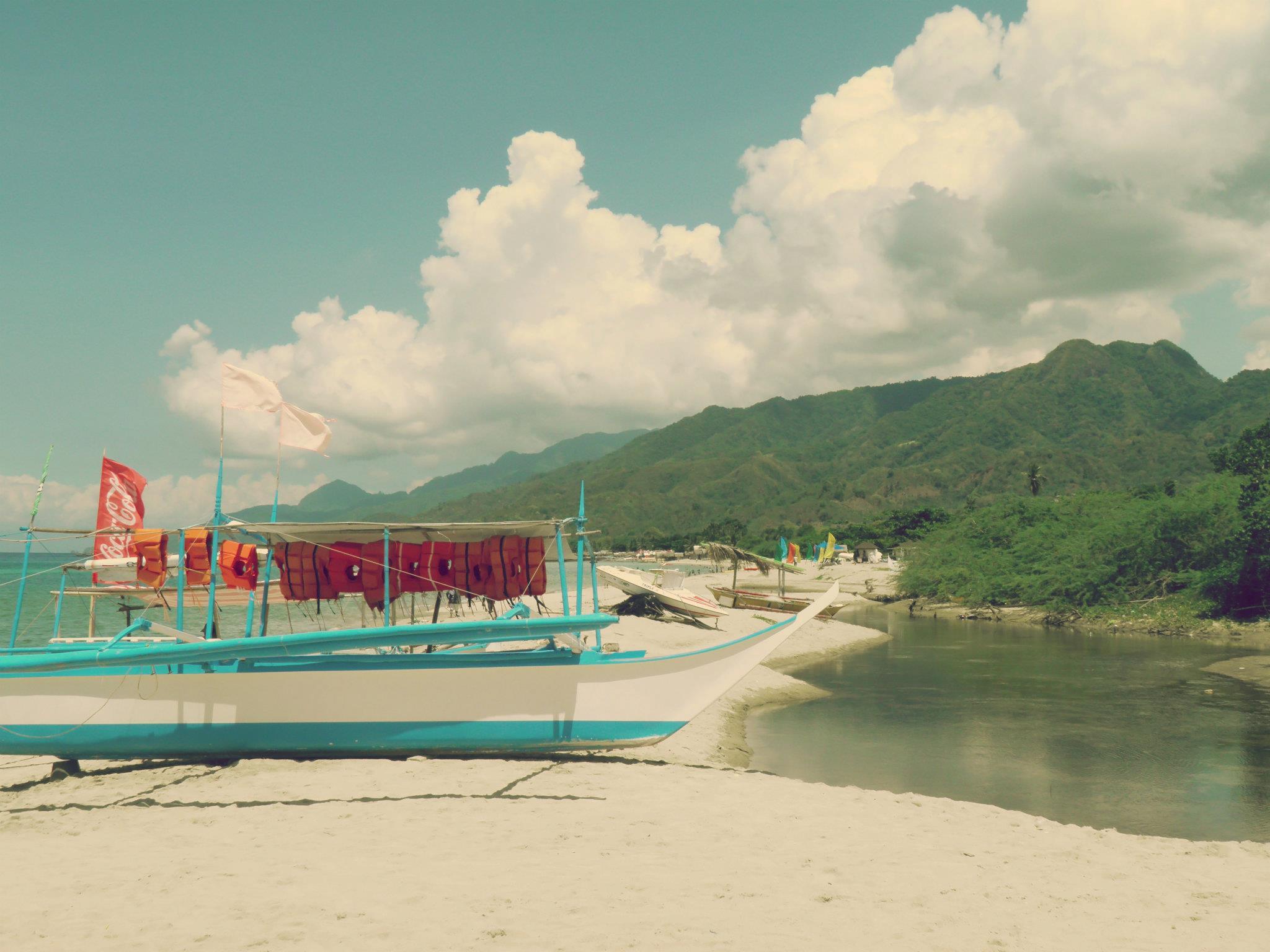 Laiya Batangas Philippines