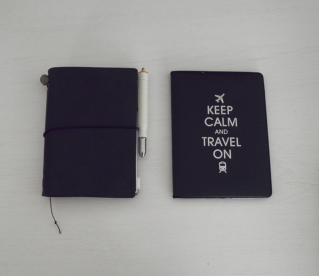 Thats my passport cover on the right. I bought that in Changi when I missed a flight D: