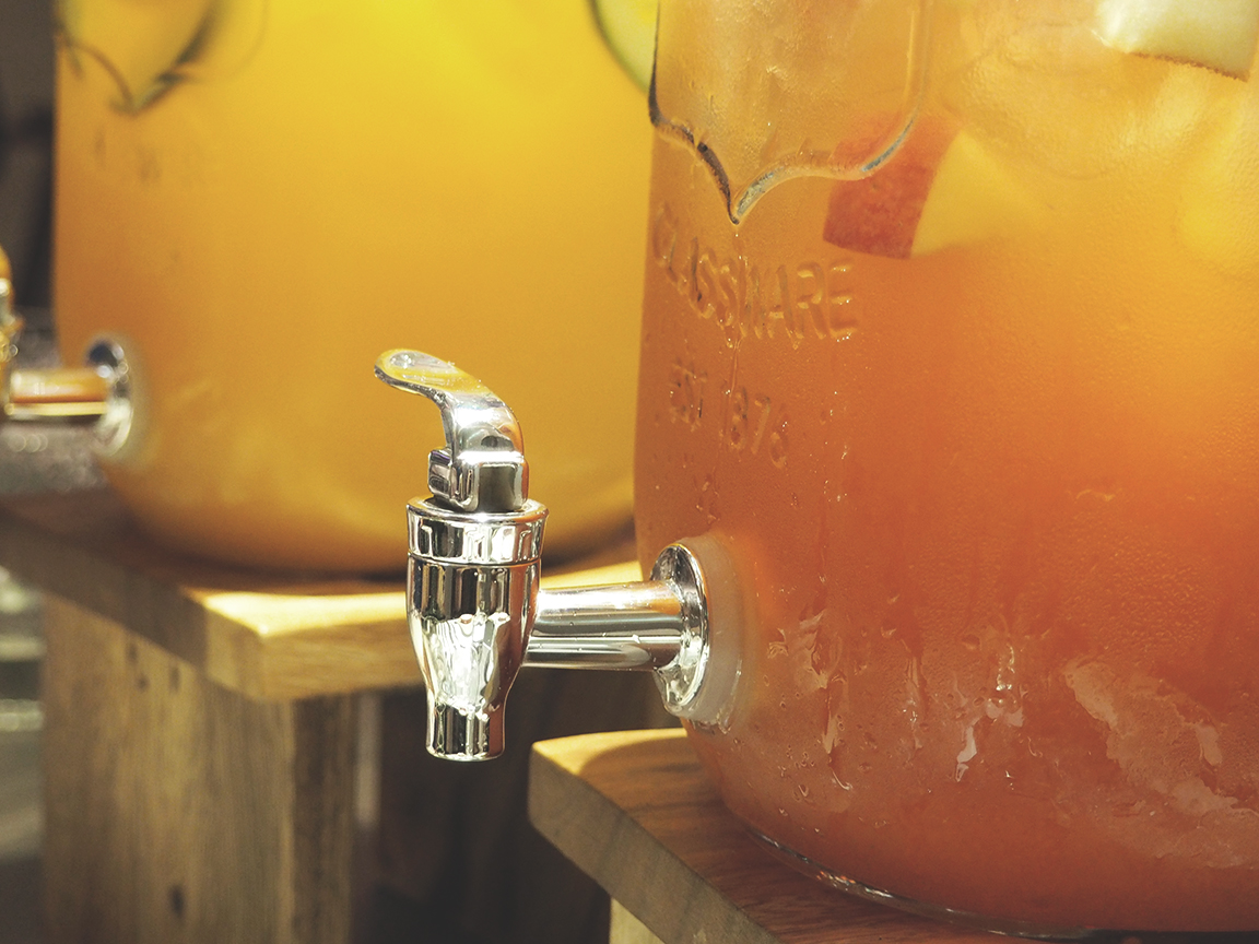 Arrozeria - Century City Mall Review - Juice