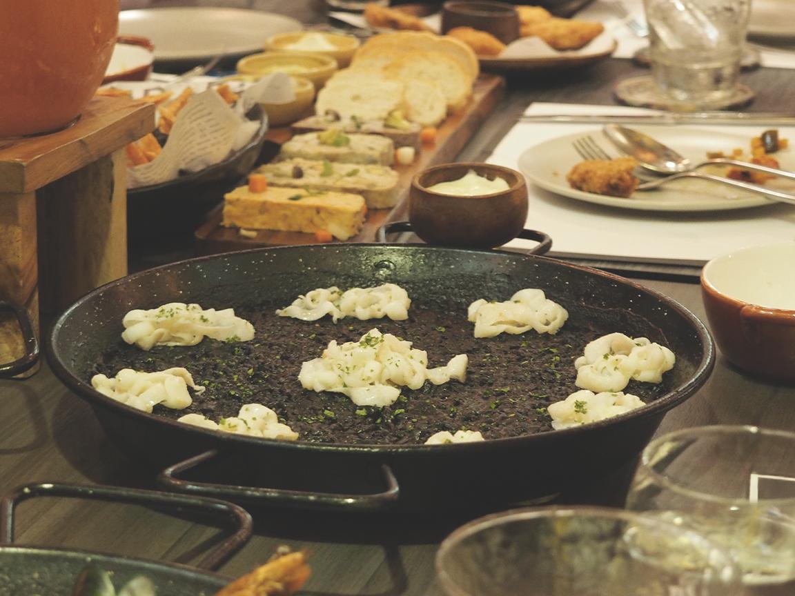 Arrozeria - Century City Mall Review - Paella