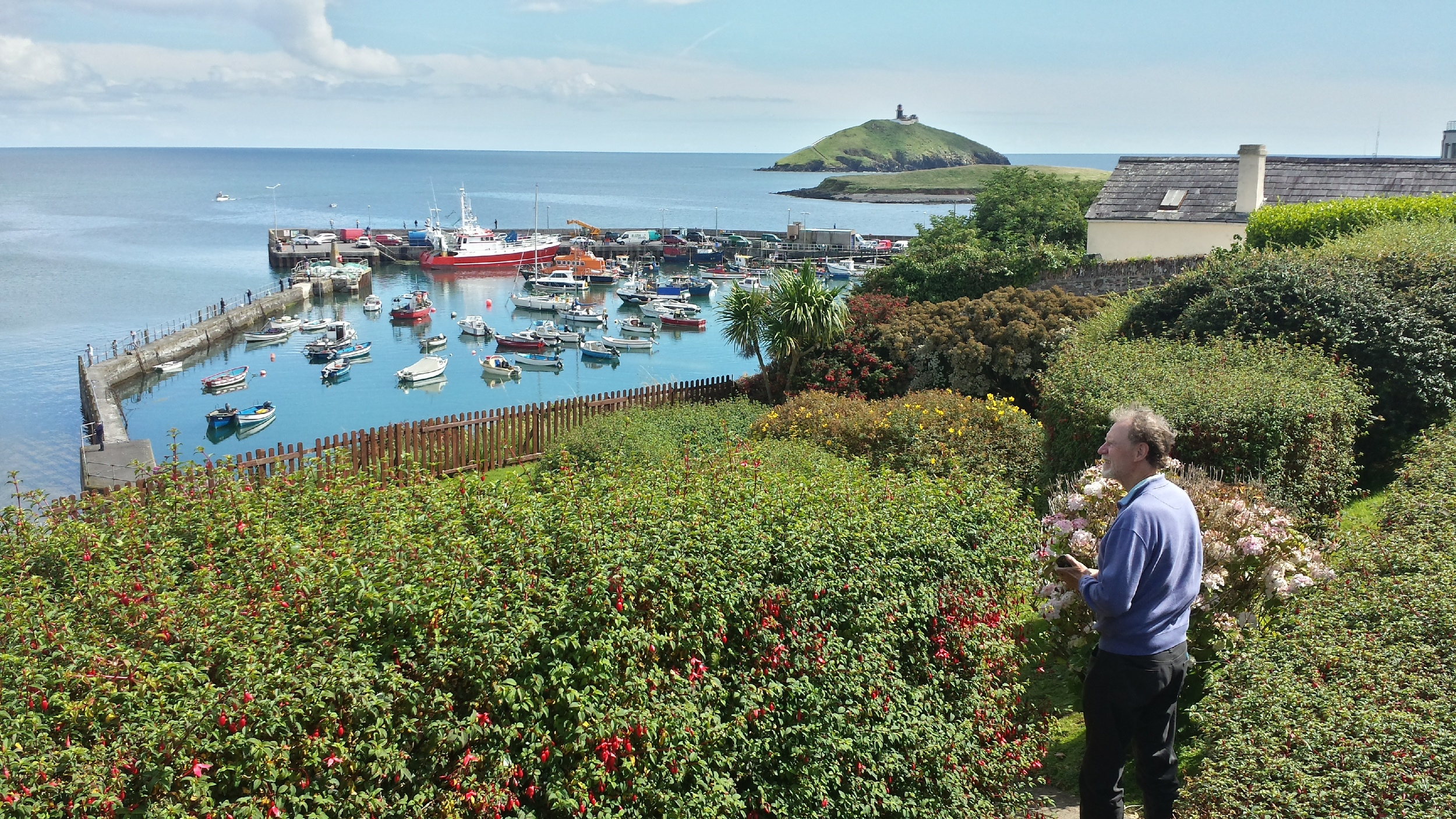 View from Ballycotton.