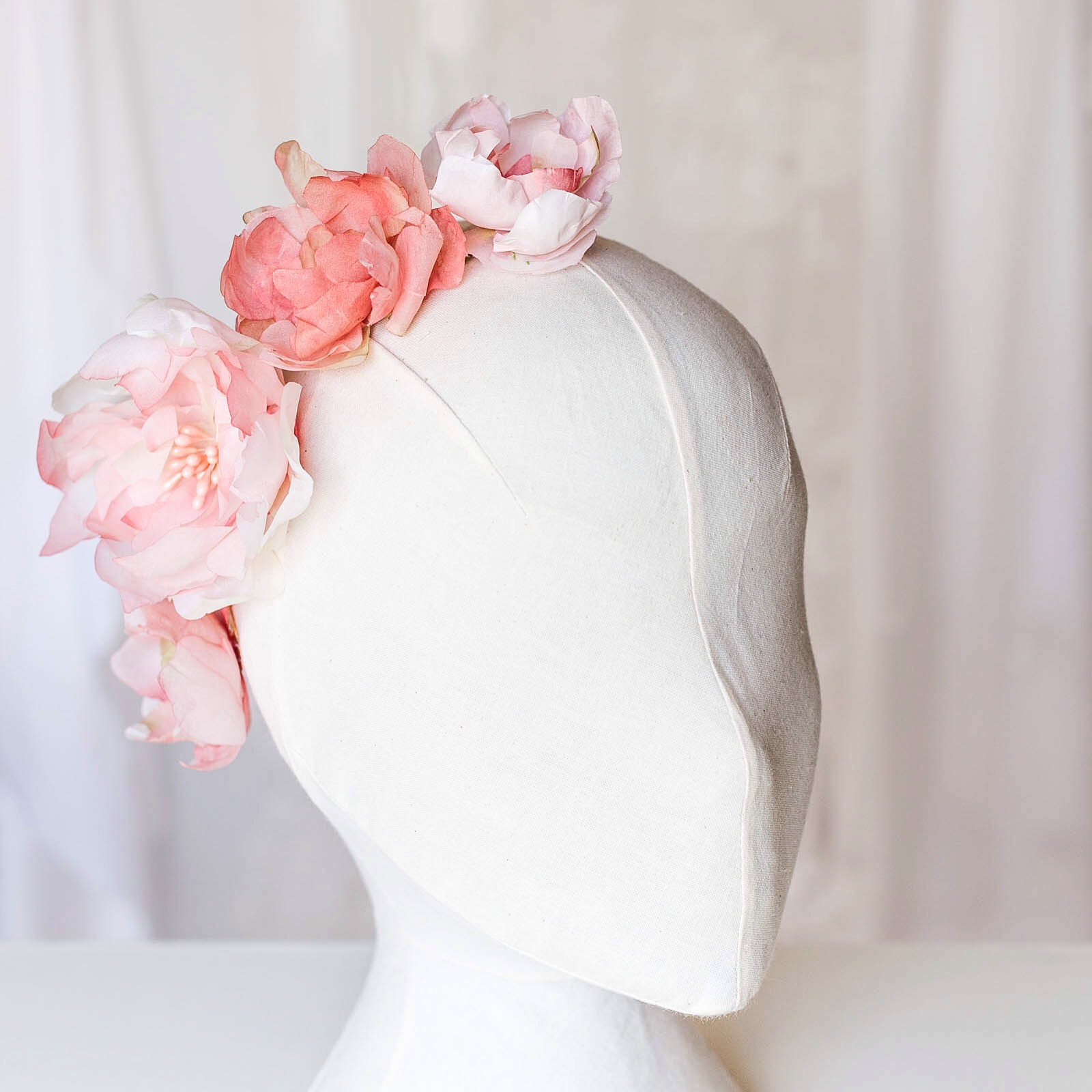 We're also taking inspiration from some of the pieces in our current collection! Our ever popular pink hairflower set will receive a little update so keep your eyes peeled!