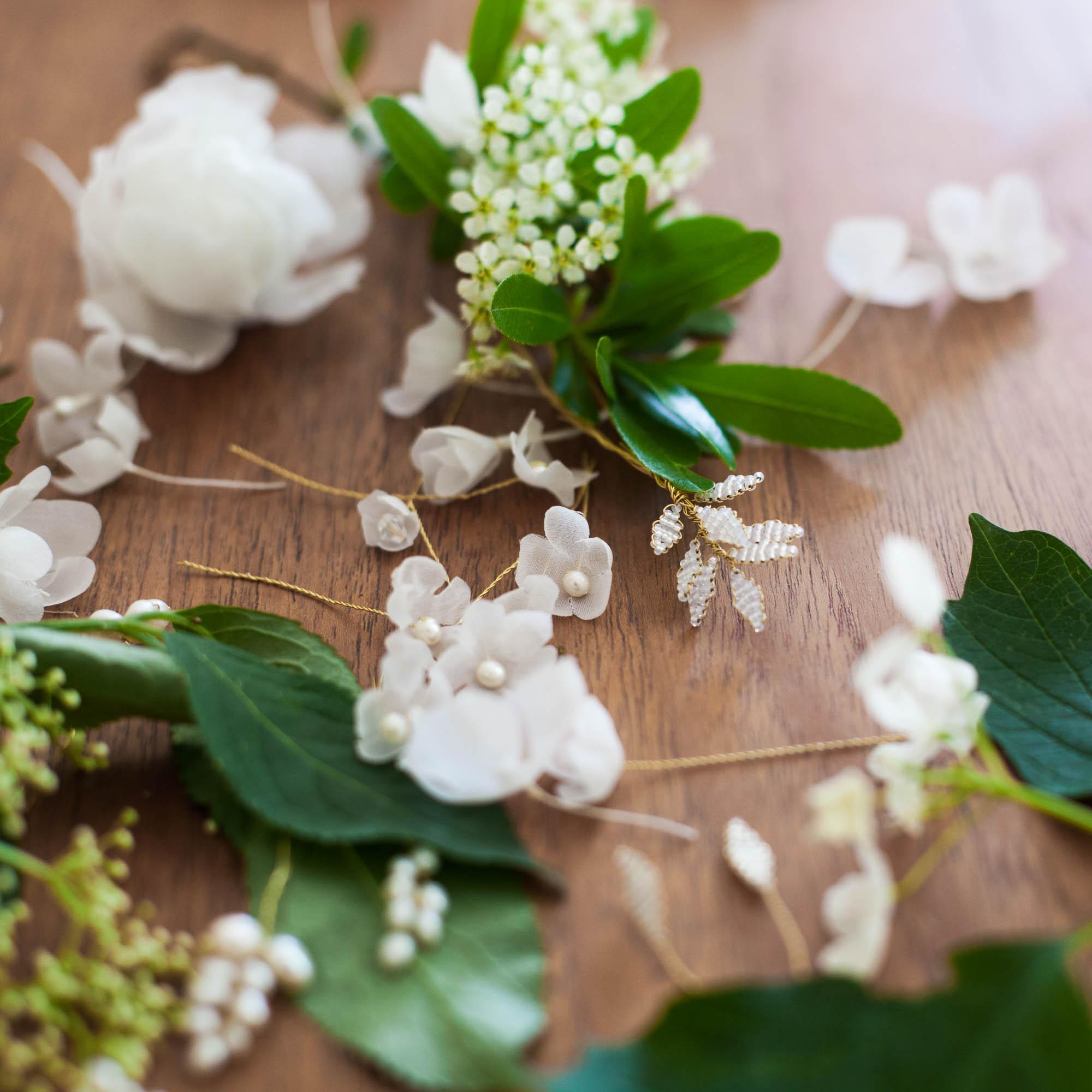 white-handmade-silk-flowers-wedding-work-in-progress-creative-bridal-studio