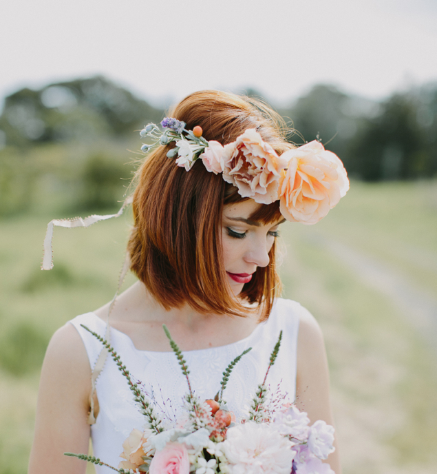 Just love this, it's so sweet! Image  Justin Aaron Photography via  Brunetts Boards
