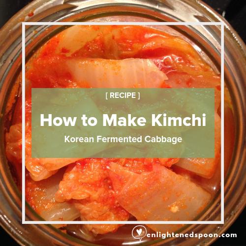 Kimchi Recipe. How To Make Kimchi