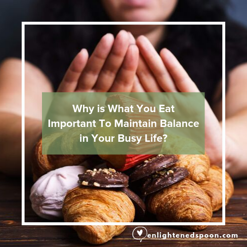 Why Does What You Eat Matter For Stress