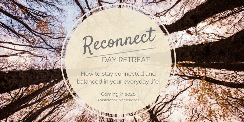 Day Retreat - Reconnect