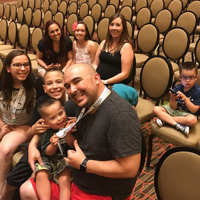 Our RGDSN families having a great time at @ndscongress' Annual Convention last week. We're so excited to hear about their adventures in Dallas and all of the resources, education and inspiration they gained! #NDSC2018 #ndsc #downsyndrome #ds #t21 #t21family