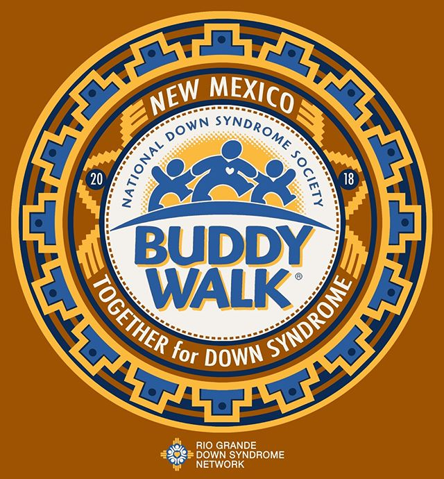 We are excited to unveil our 2018 Buddy Walk t-shirt design! Make sure to register for this year's walk by August 10, to be guaranteed a shirt! . . . #BuddyWalk #team #t21family #NDSS #DownSyndrome #DownSyndromeAwareness #t21 #BeInspired #WalkWithUs #DS #advocacy