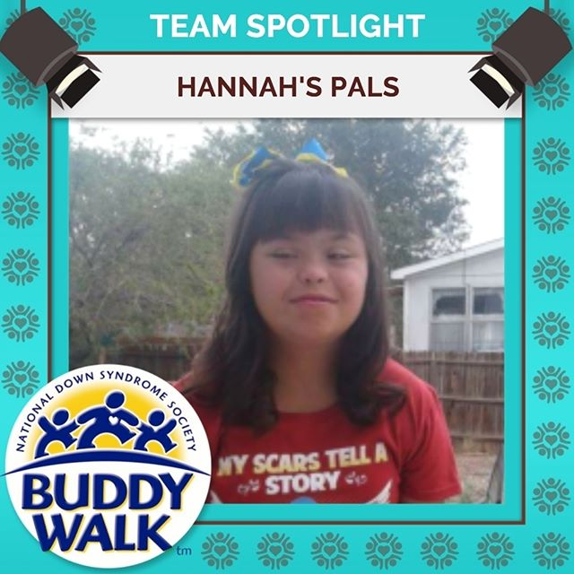 Make sure you save the date - September 15, to join us at this year's annual Buddy Walk. Hannah's Pals will be participating in their fourth year, so make sure you are out there to support them.  And remember this Friday, August 10 is your guaranteed t-shirt date! Head to our registration site (link in bio) to get registered! . . . . #DownSyndrome #BeInspired #team #t21family #NDSS #WalkWithUs #buddywalk #ABQ #upsyndrome #RGDSN #DS #awareness #t21 #theluckyfew