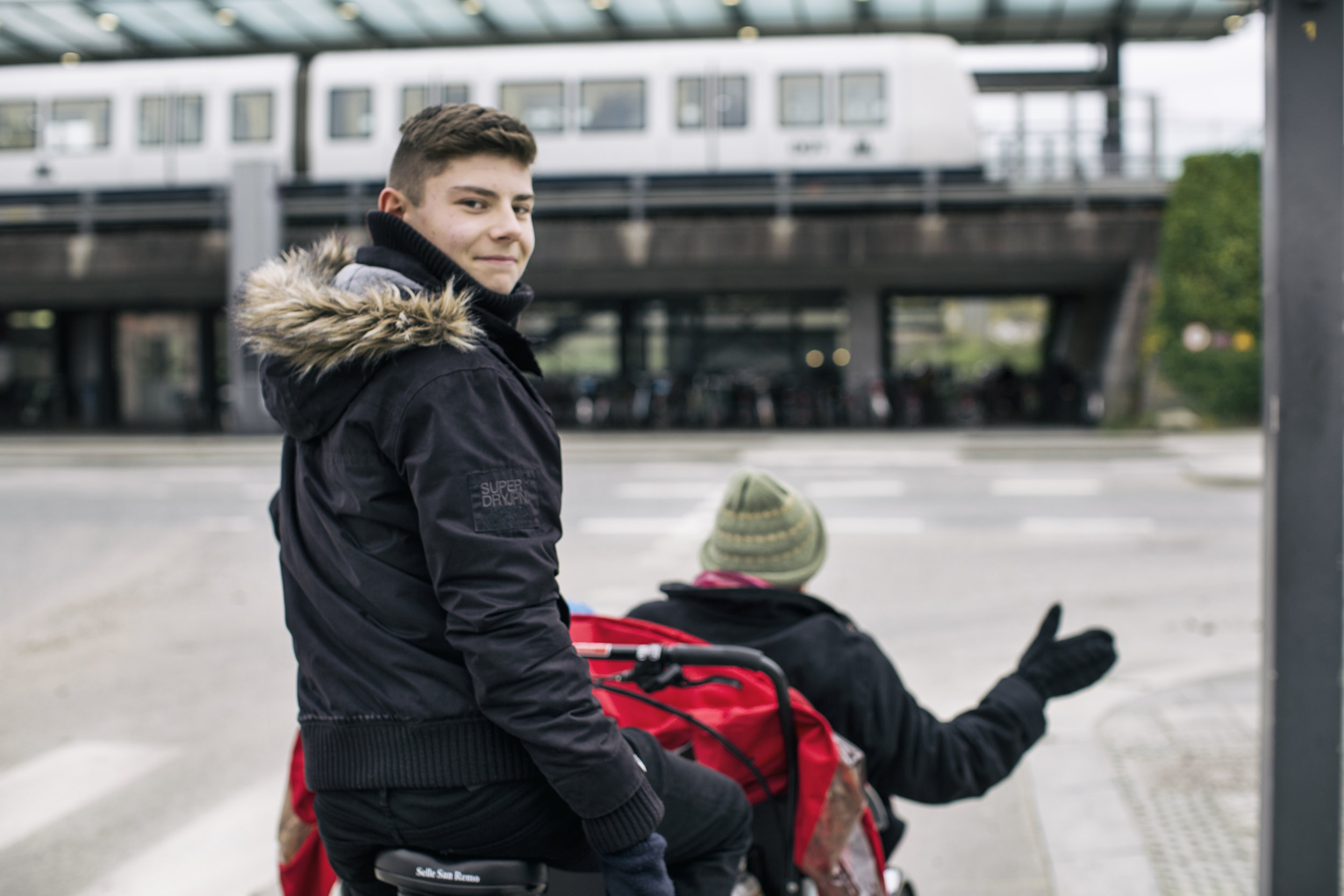 Christian volunteering in Copenhagen