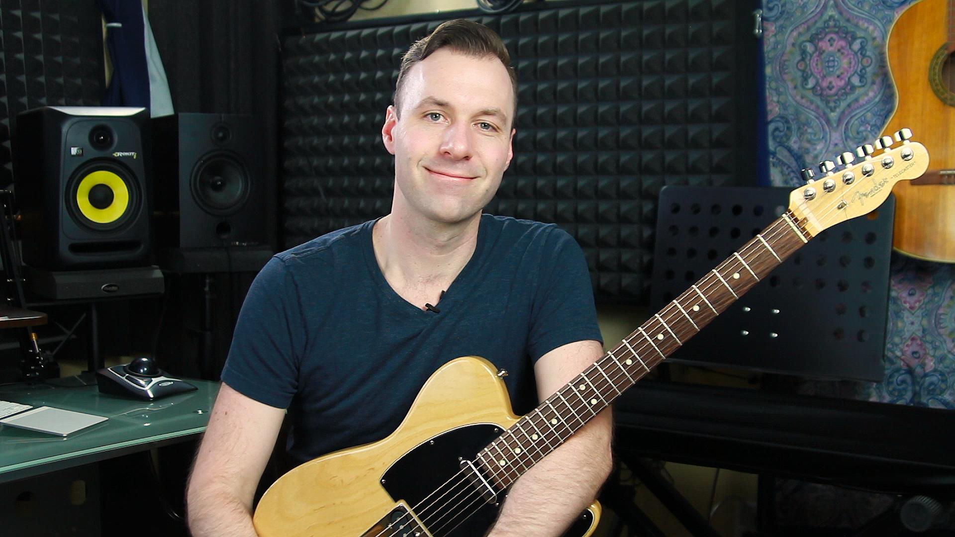 Jared Borkowski, guitar teacher