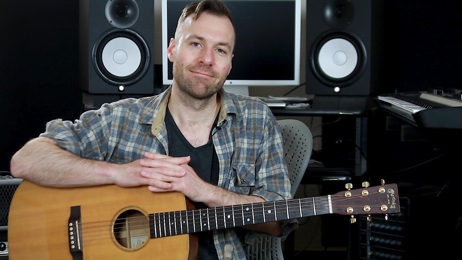 Jared Borkowski home studio