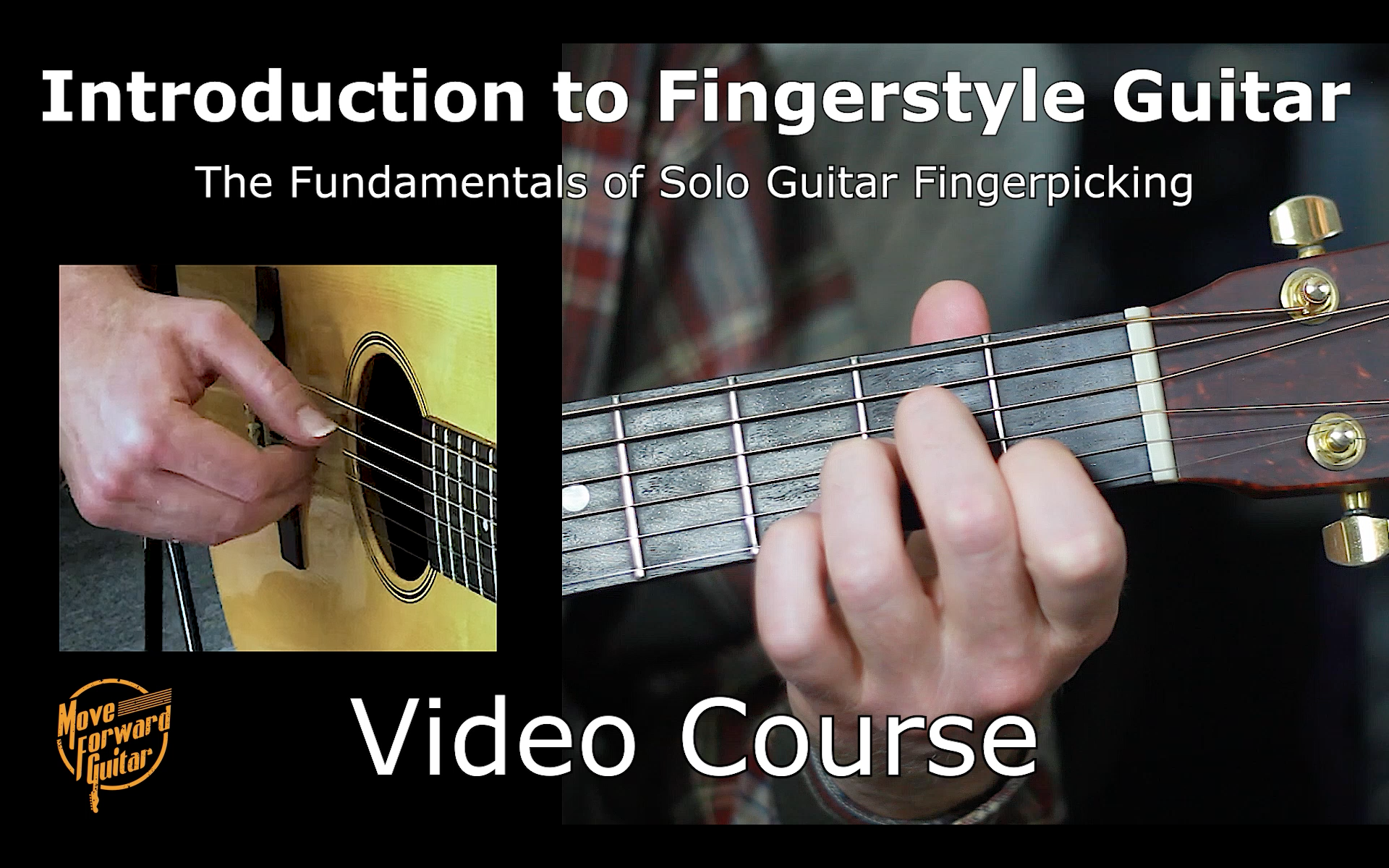 The Fundamentals of Solo Guitar Fingerpicking