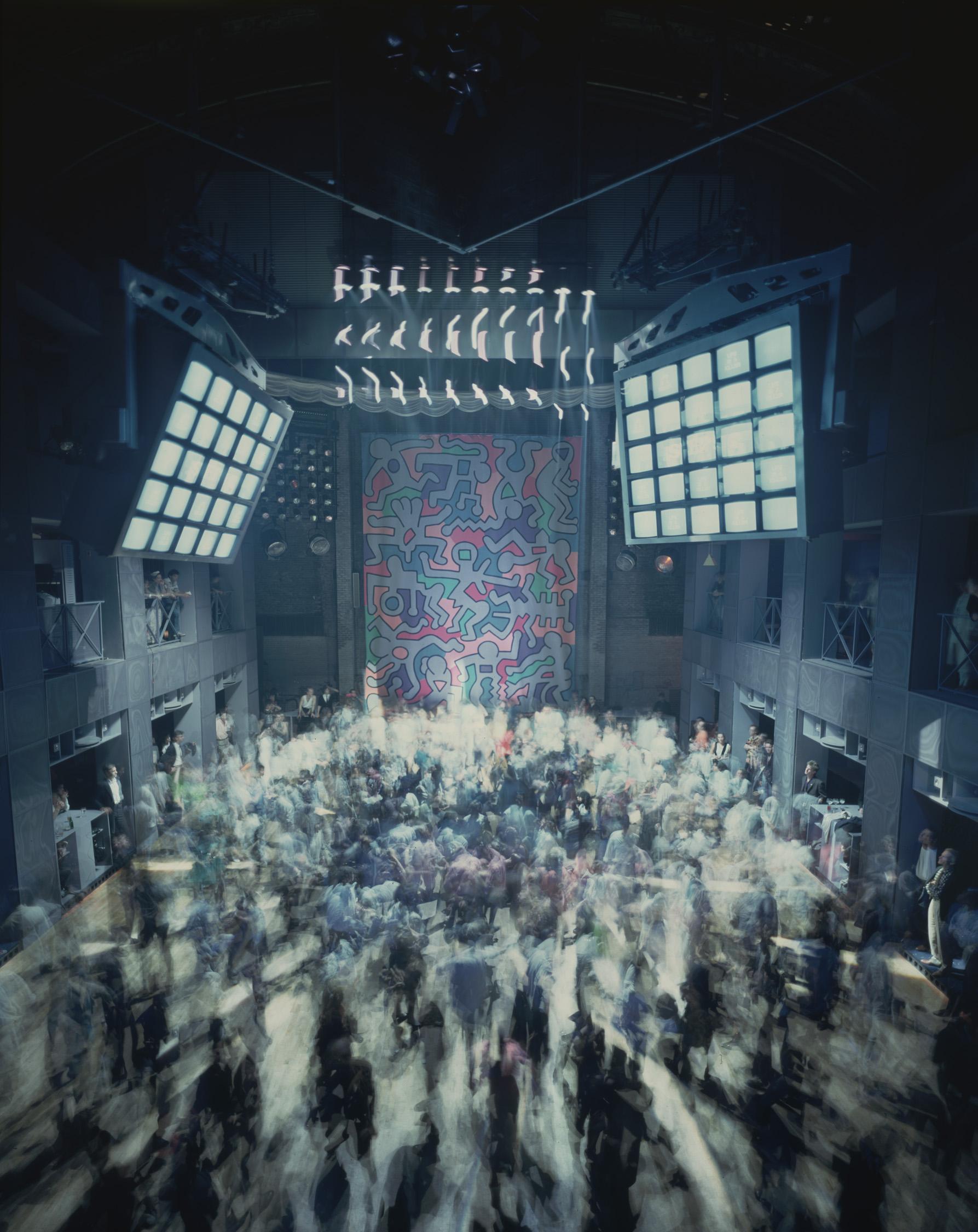 Arata Isozaki + Keith Haring