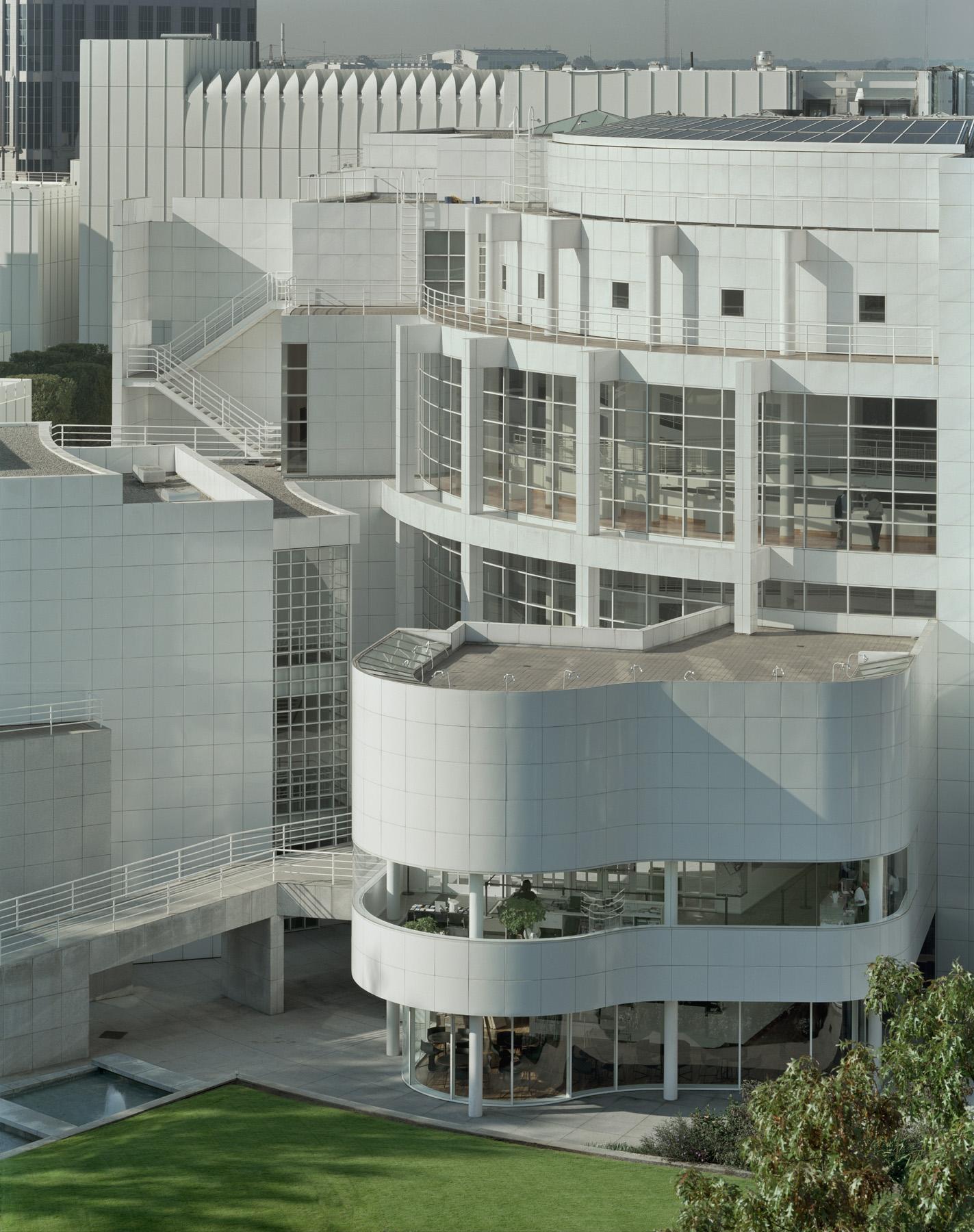 Richard Meier-Renzo Piano
