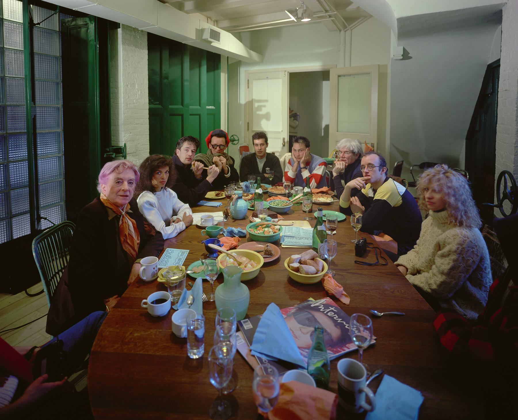 Andy Warhol Studio