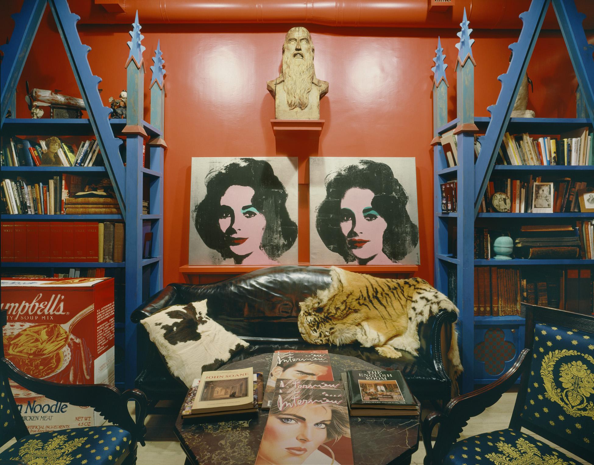 Andy Warhol Factory- 34th & Madison, NY