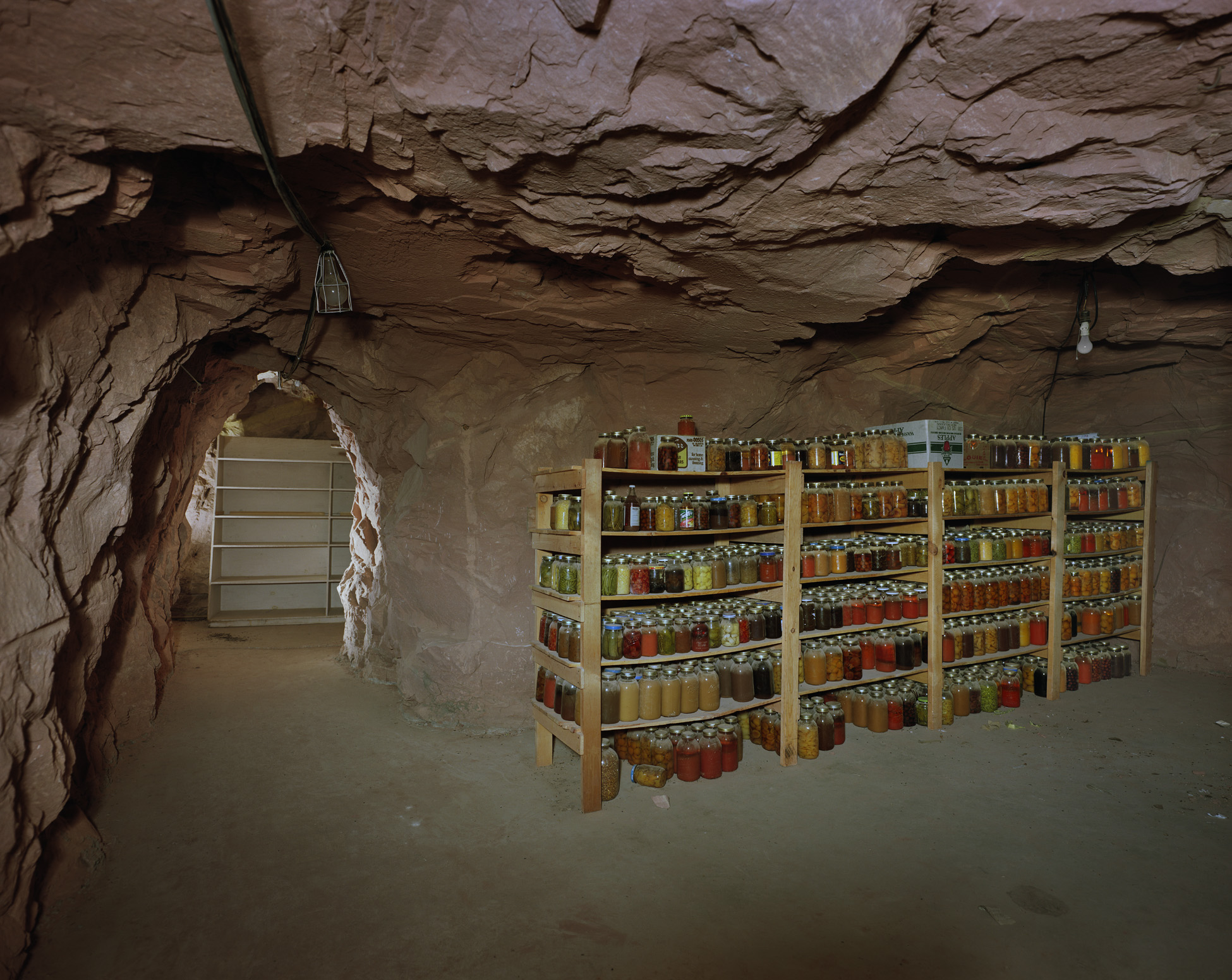 FLDS Cave