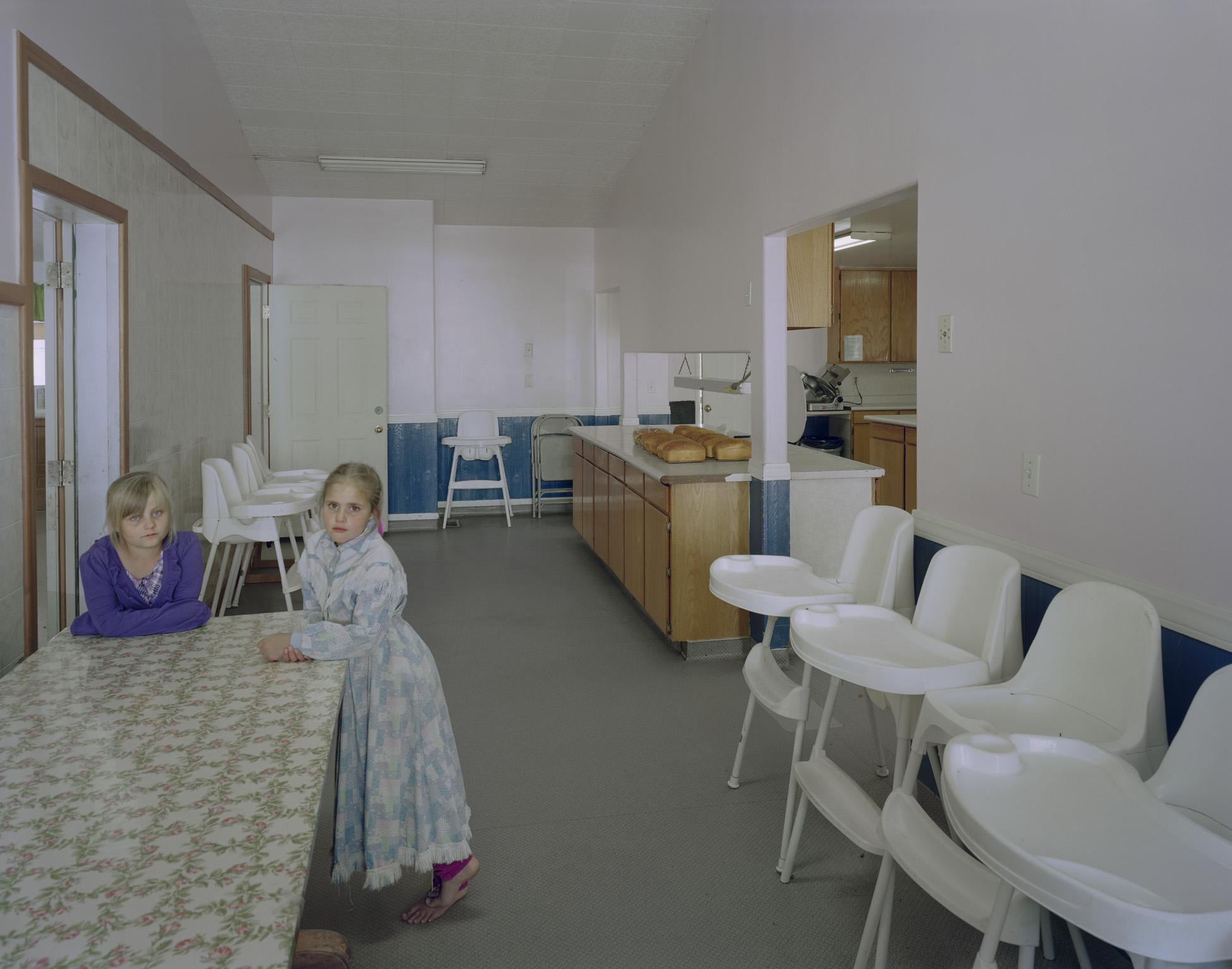 Winston Blackmore family compound