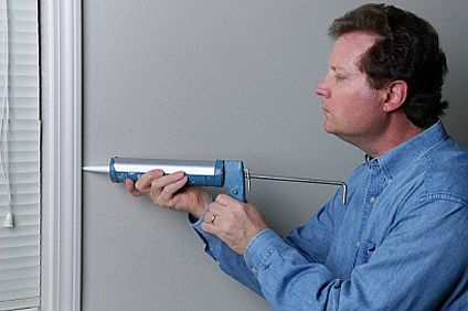 Apply Caulk in Cold Weather