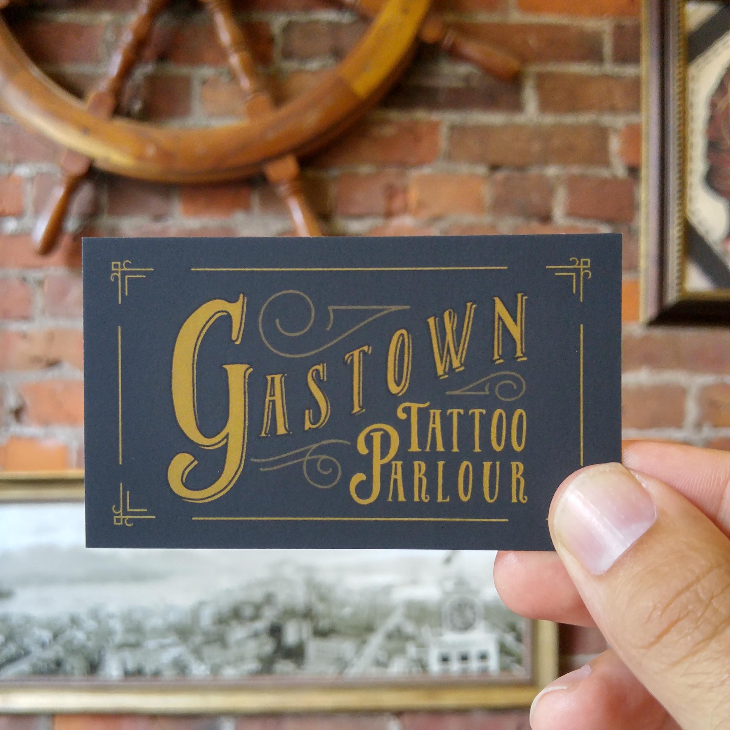 Next stop, Gastown.