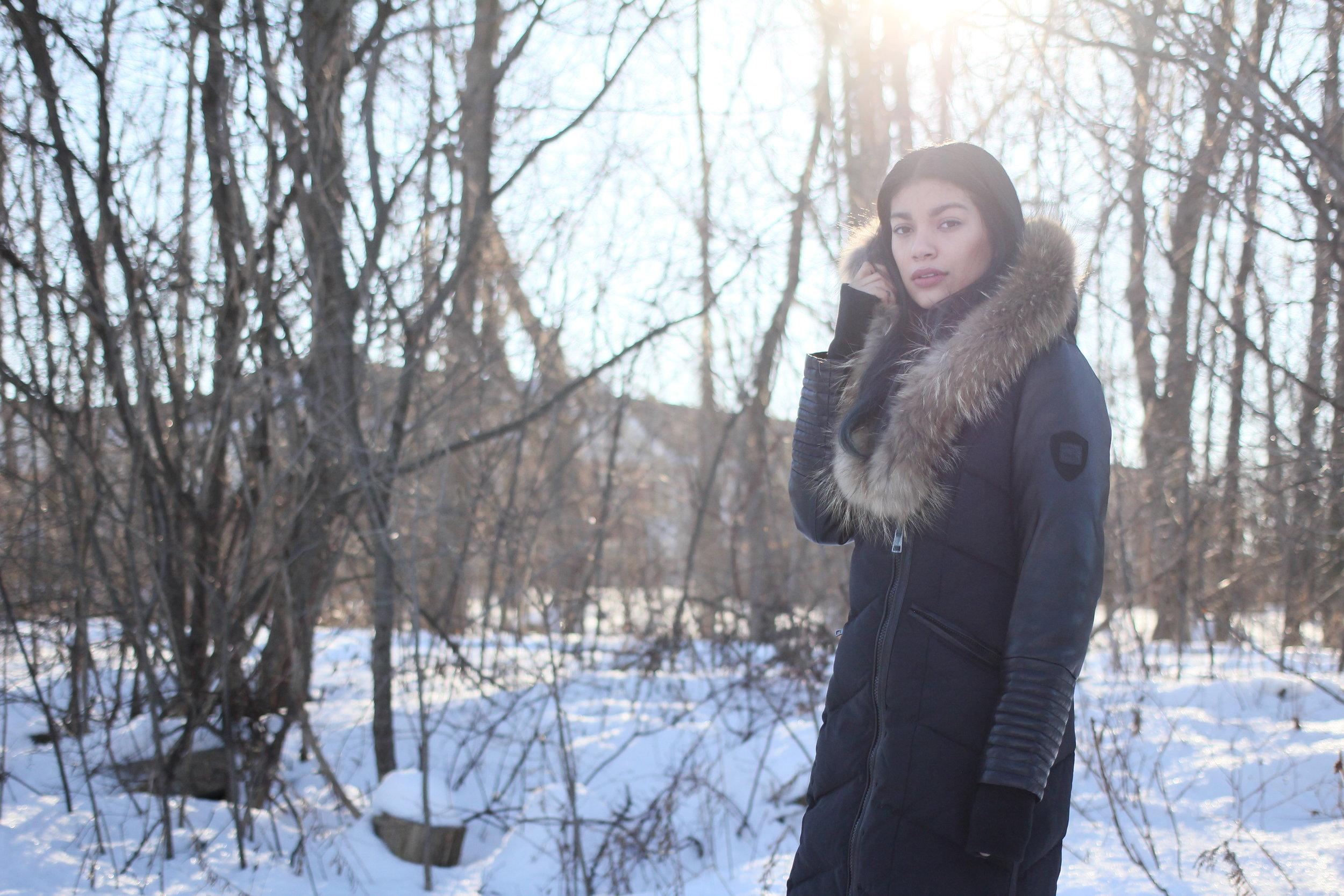 OOKPIK 'Winter' Coat