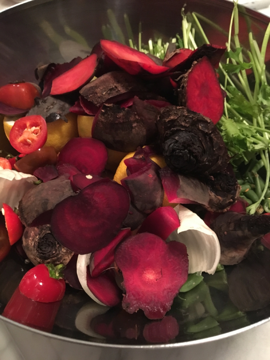 Have you ever seen such beautiful compost?