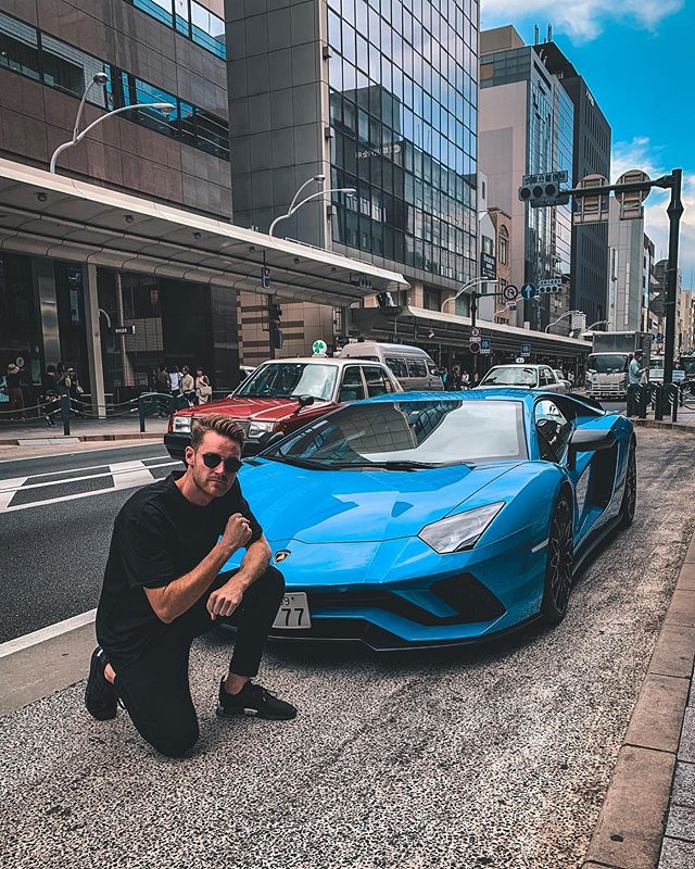 Crypto investments are going well, how's the new whip!! 🚙