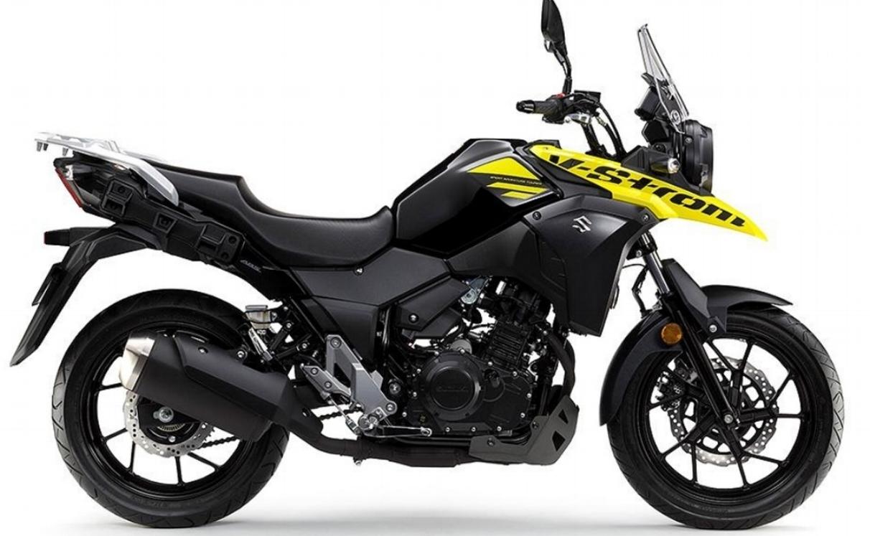 V-Strom 250 ABS - Eredeti ár: 1 799 000 Ft300.000 Ft kedvezménnyel, most csupán