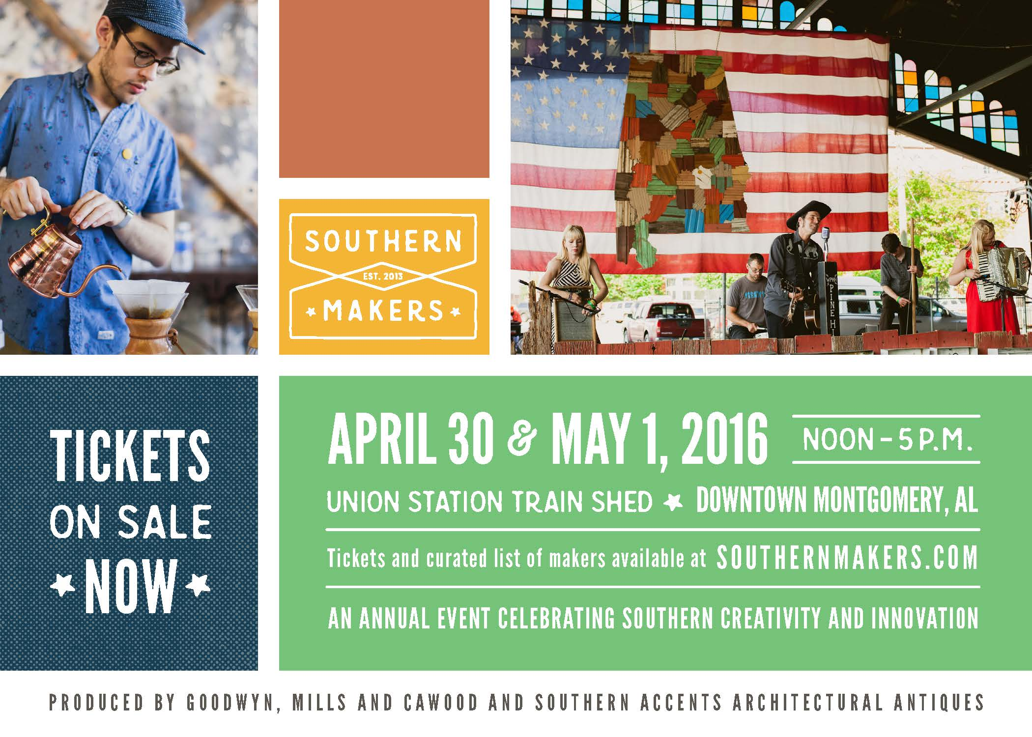 Southern Makers 2016