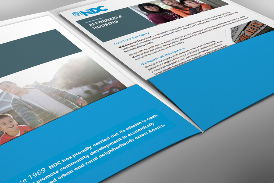 NDC brochure