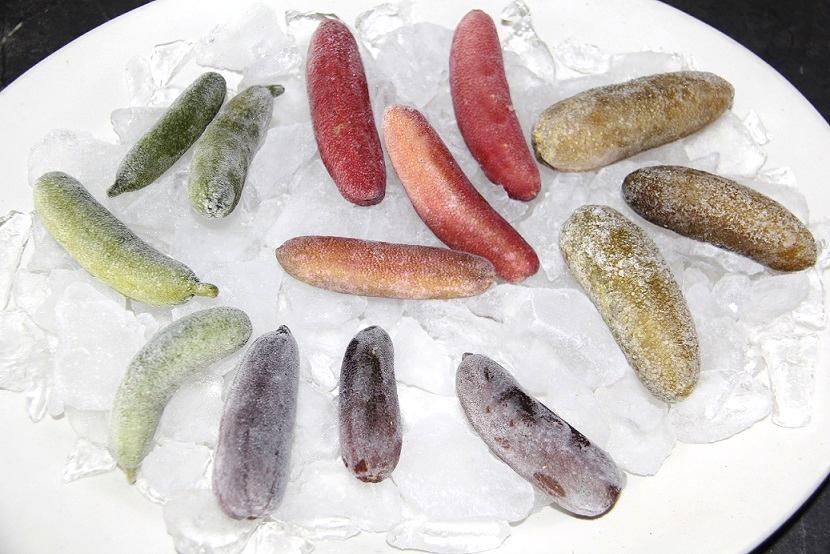 frozen #fingerlime