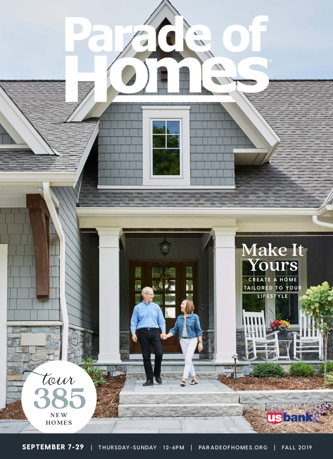 Fall 2019 Parade of Homes Guidebook