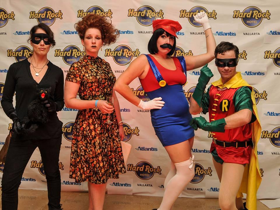 Halloween 2013 - Atlantis Events