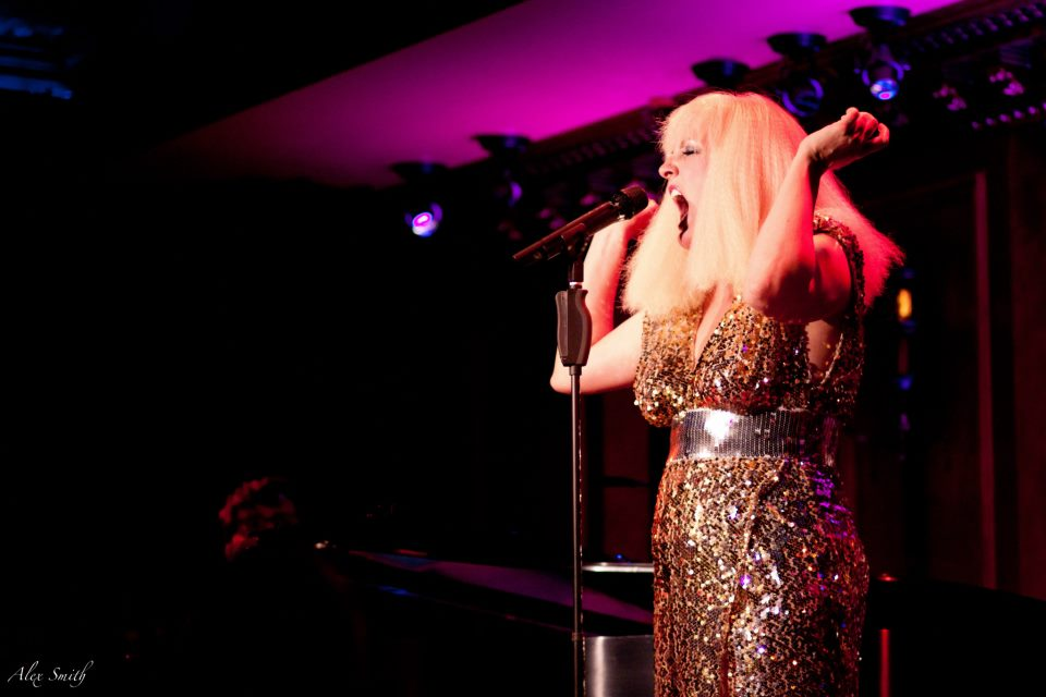 August 13th, 2012. Live at 54 Below. Photo by  Alexander Kusak with  Dirty Sugar Photography .