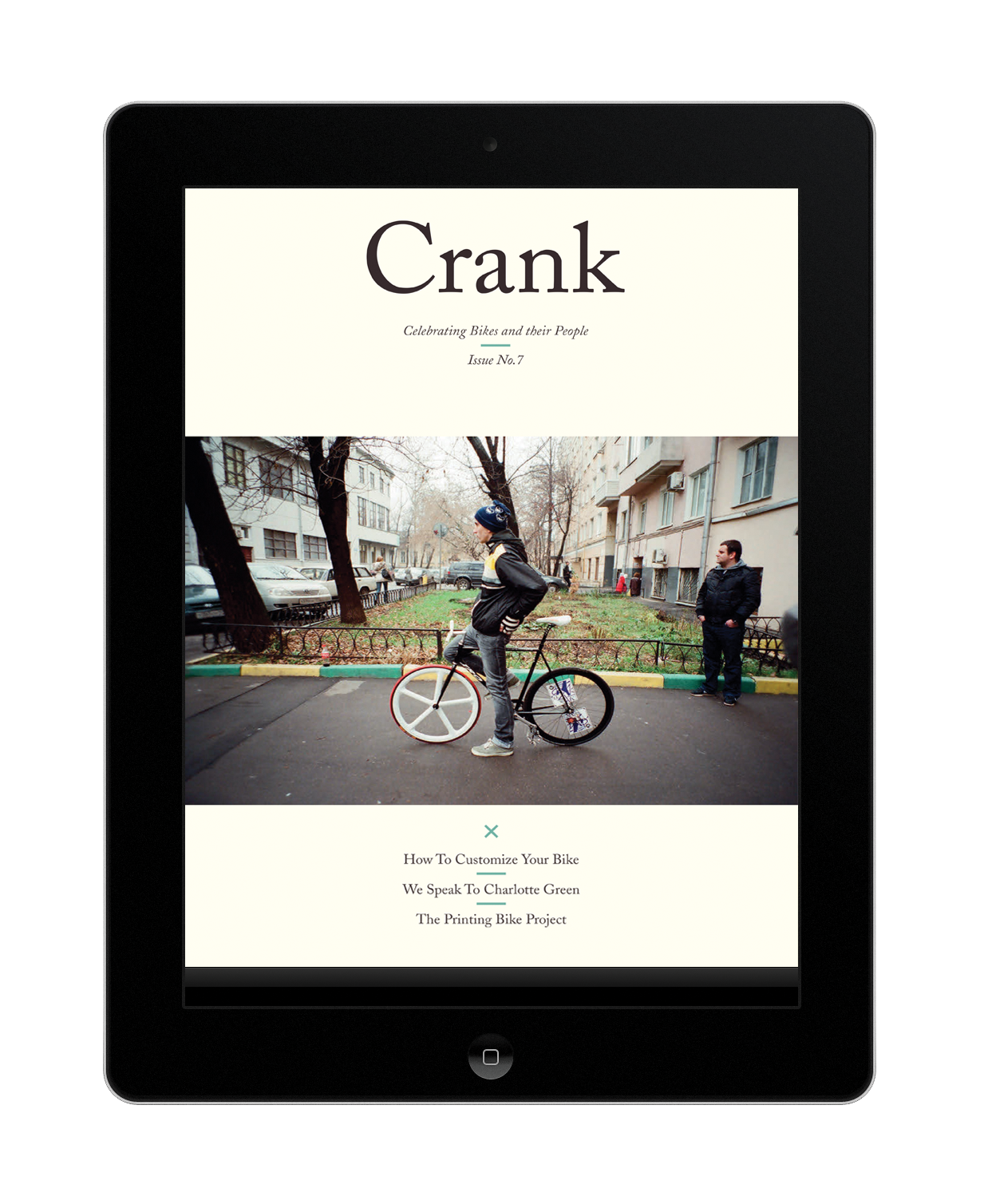 E-publication-cycling-for-Ipad-cover