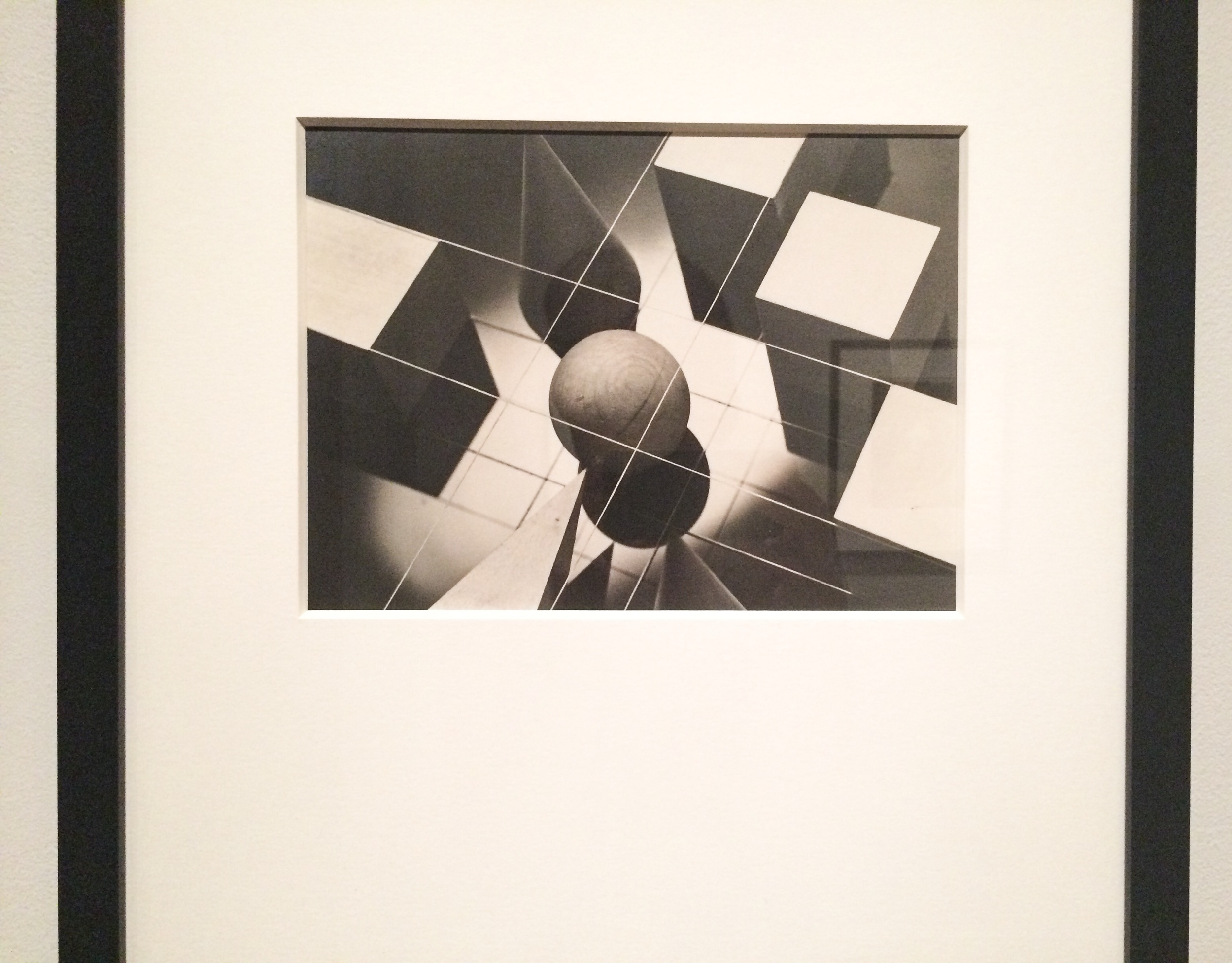 The geometry in this photograph by Arthur Gerlach appeals to me on a deep level.