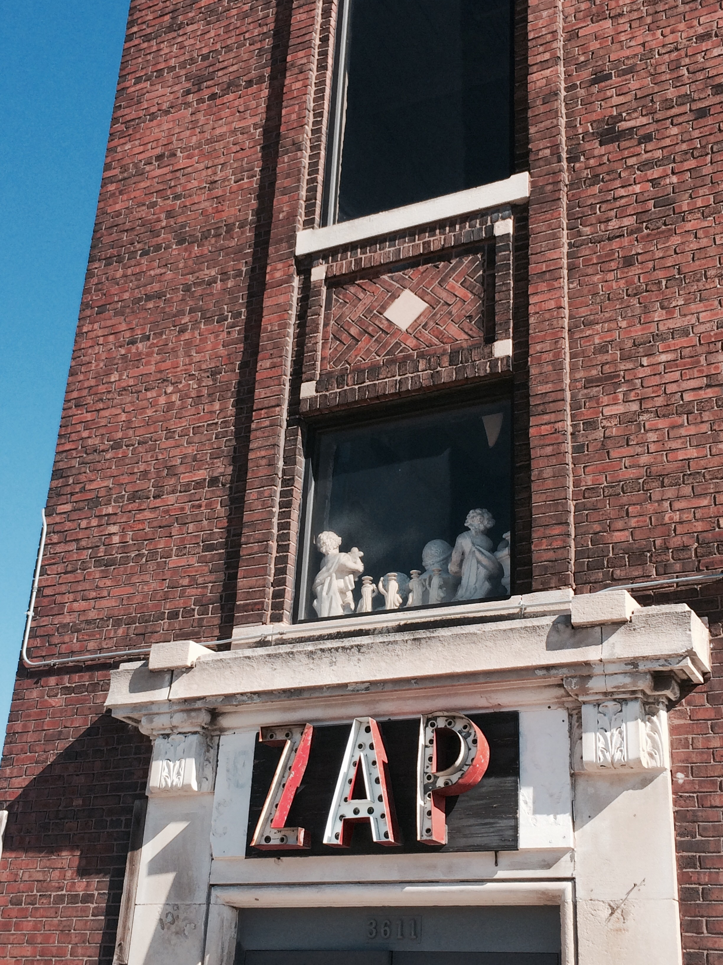 Zap props, Back of the Yards.