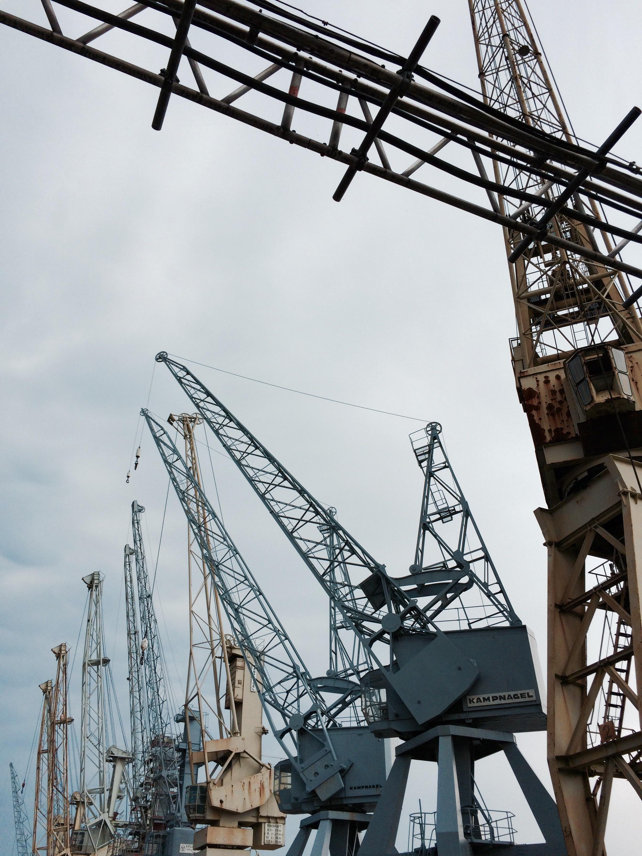 Historic cranes