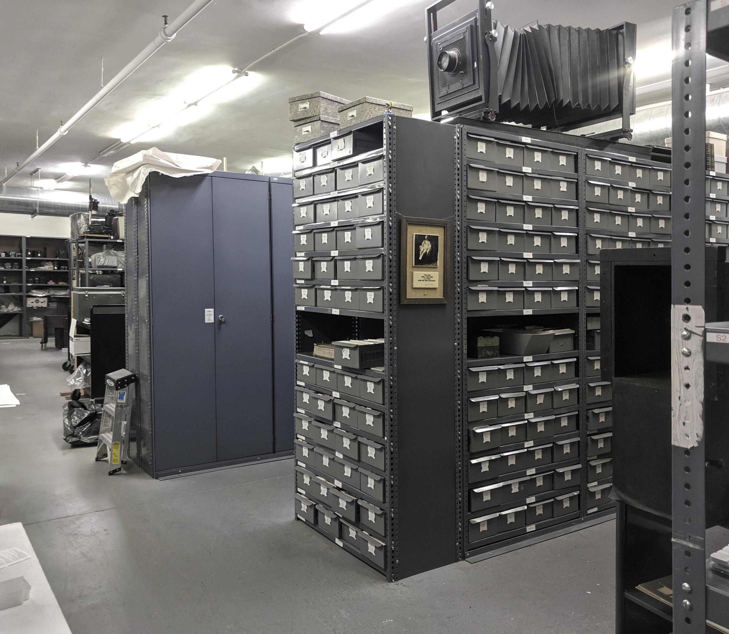 The first vault