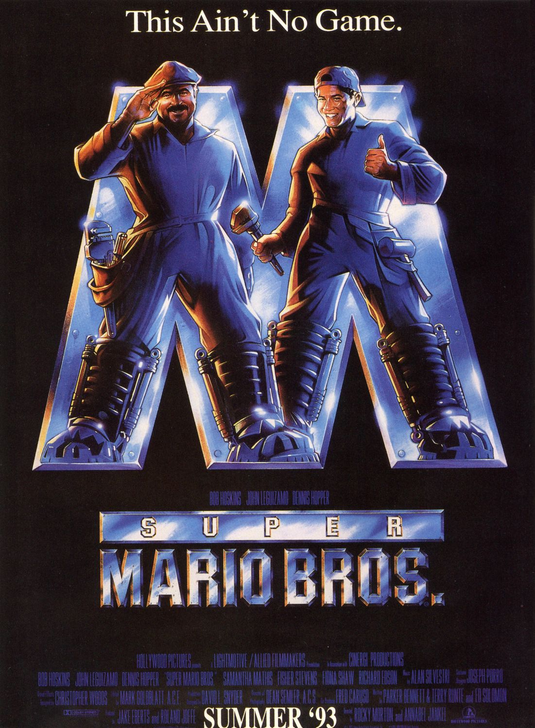 THE SUPER MARIO BRO MOVIE OFFICIAL DRINKING GAME