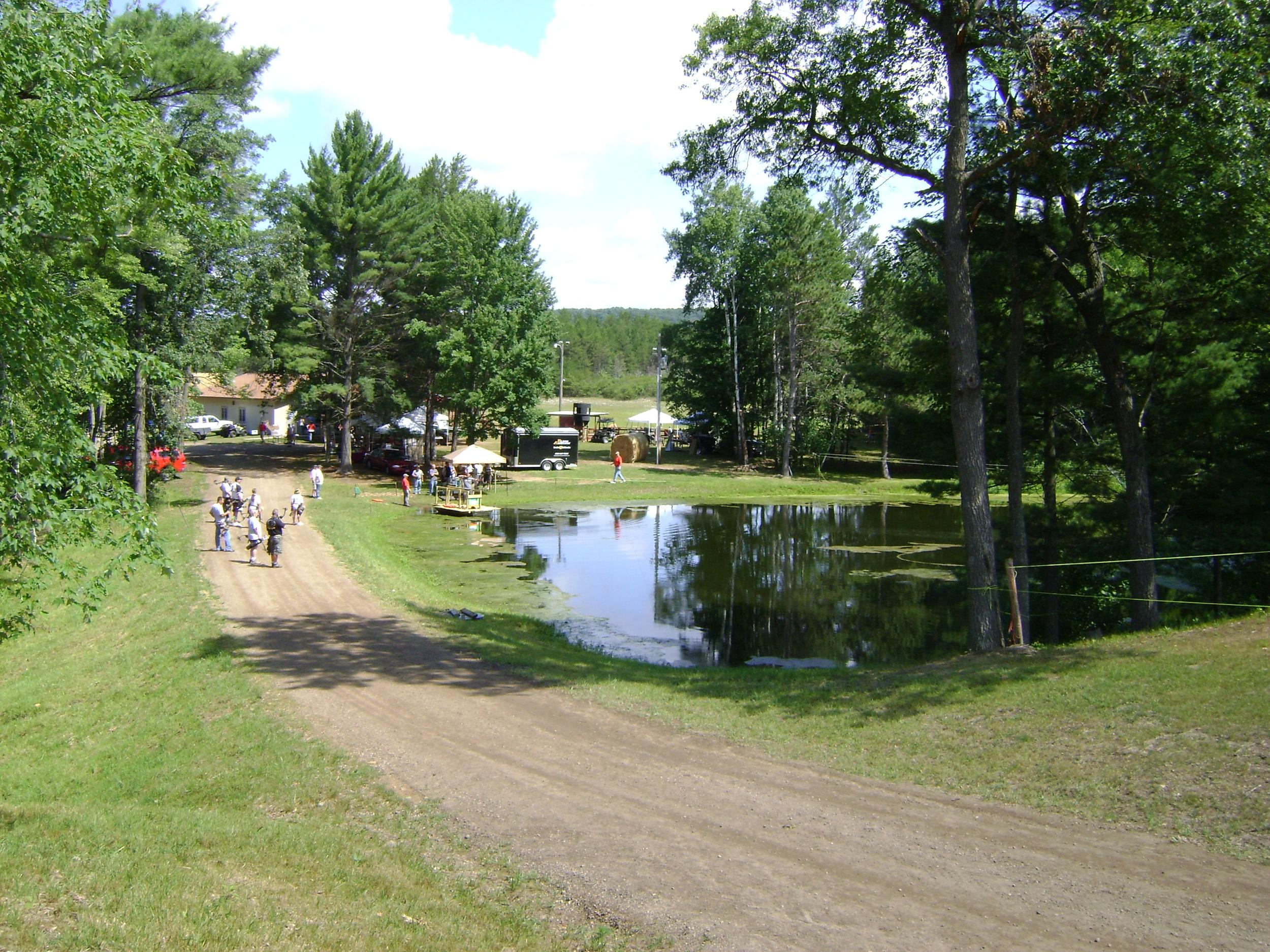 Club Range Access Road