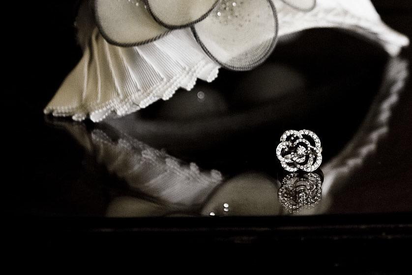 Chanel Flower Ring