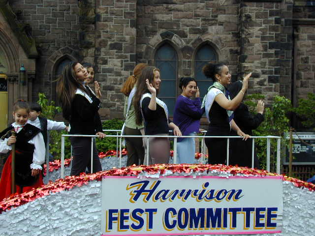 Harrison Fest Committee Float