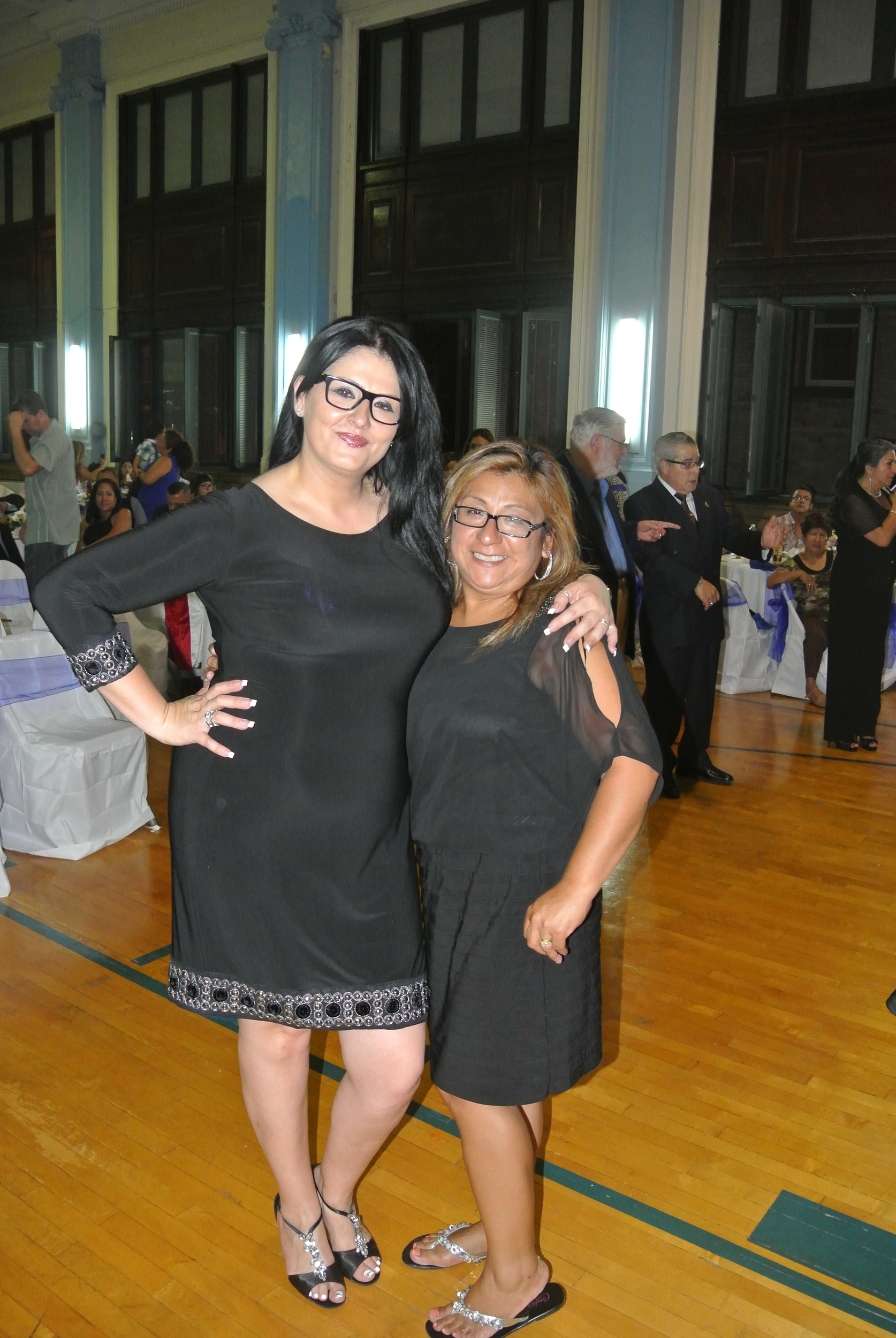 Monica Miguens & Alicia Monterosa