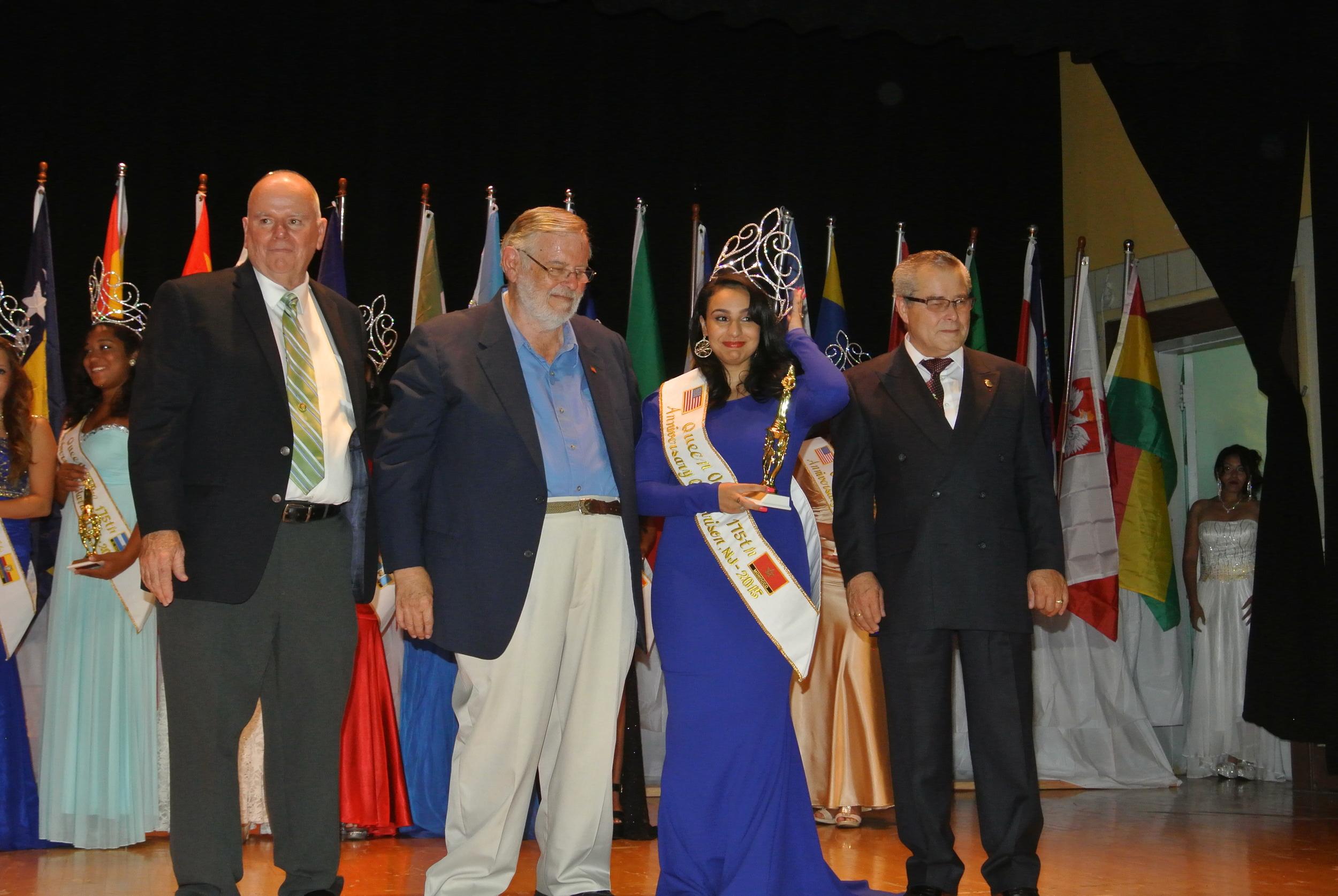 Queen Hajar Bouzida (Morocco)