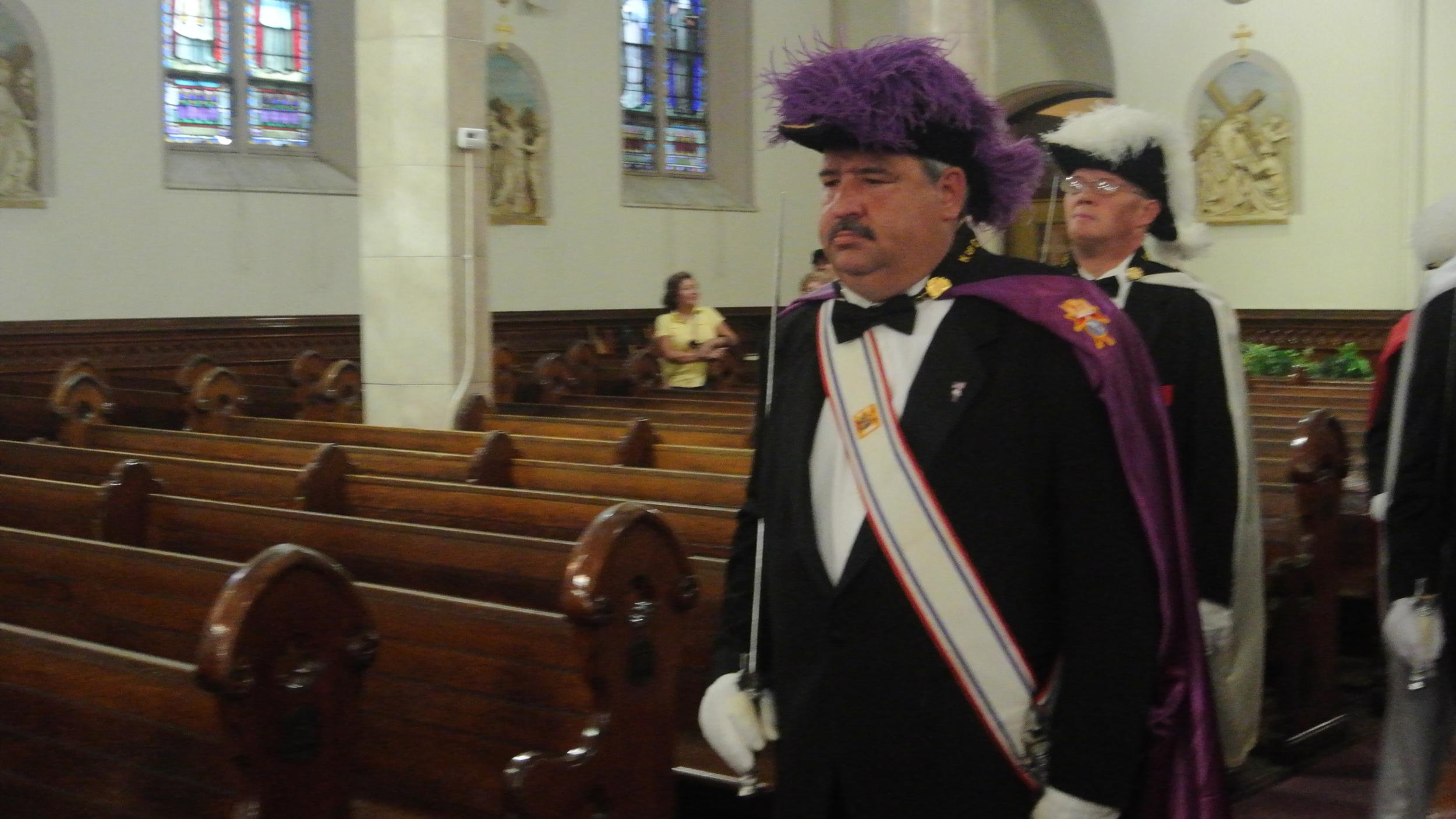 Knights of Columbus Honor Guard